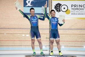 1km TT 表彰式